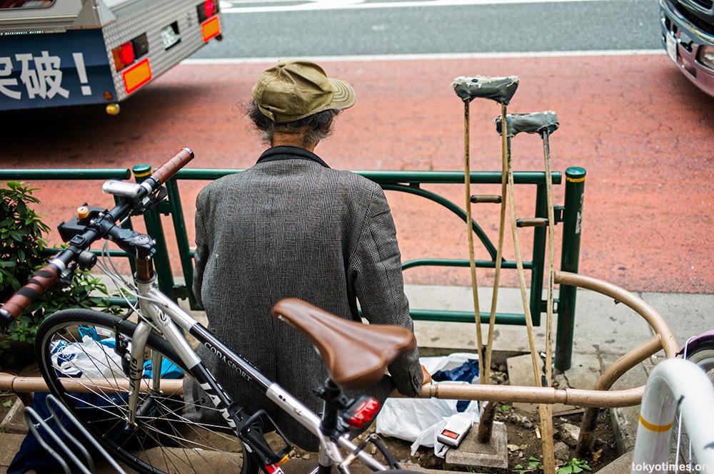 struggling in Tokyo