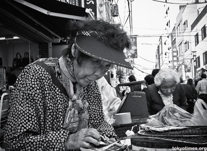 Sugamo old ladies