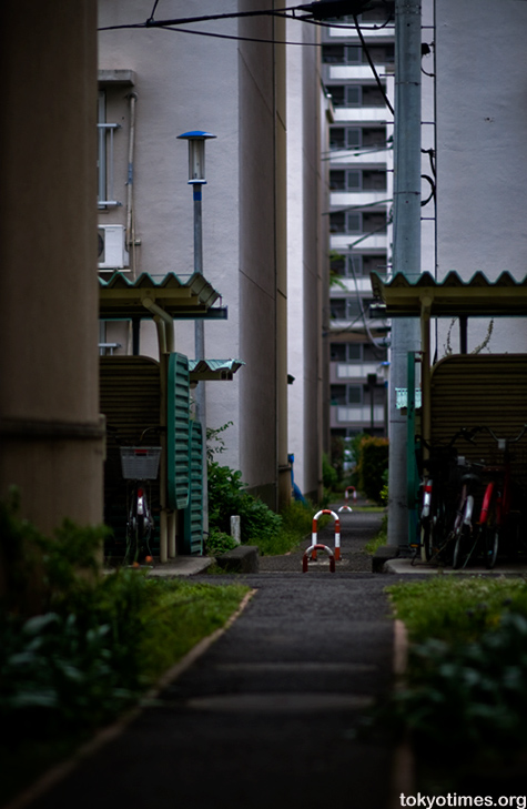 Tokyo suburbs