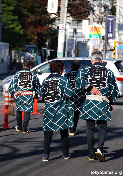 Japanese festival