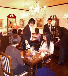 swallowtail butler cafe tokyo