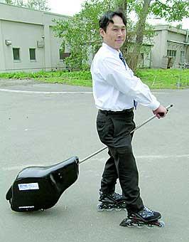 sweeper japan