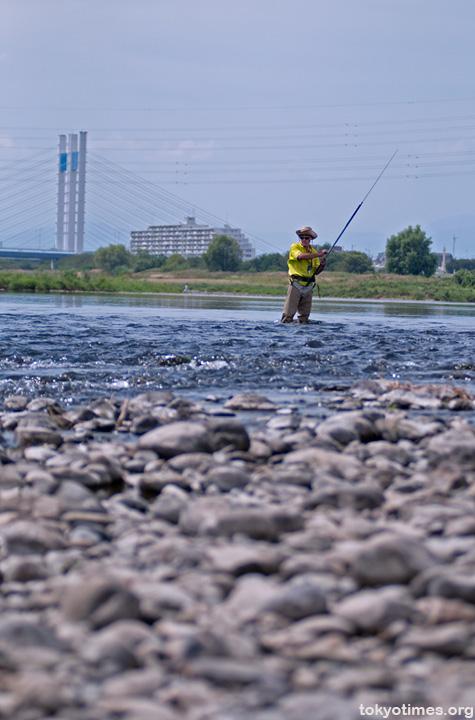 Tokyo fishing