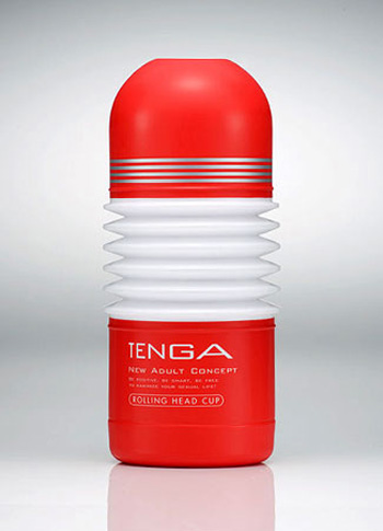Japanese masturbation machine Tenga