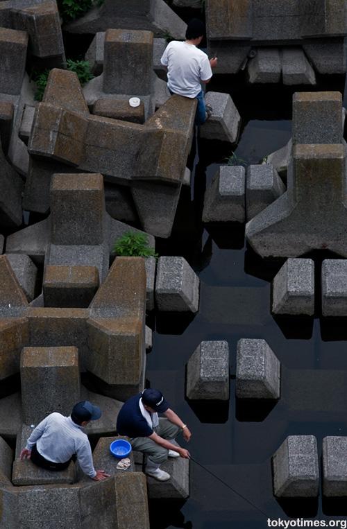 Tokyo tetrapods