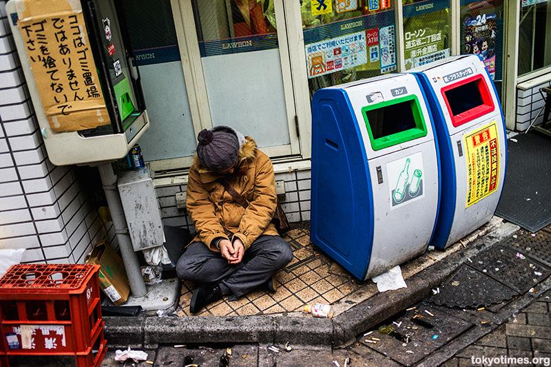 Tokyo hangover