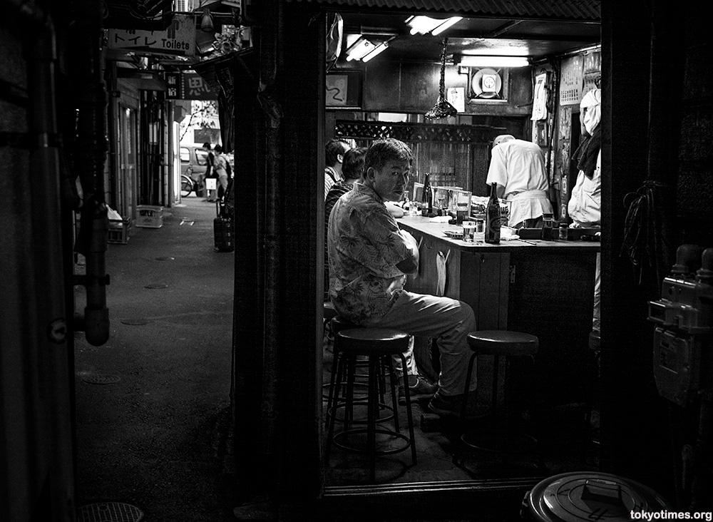 Japanese drinker