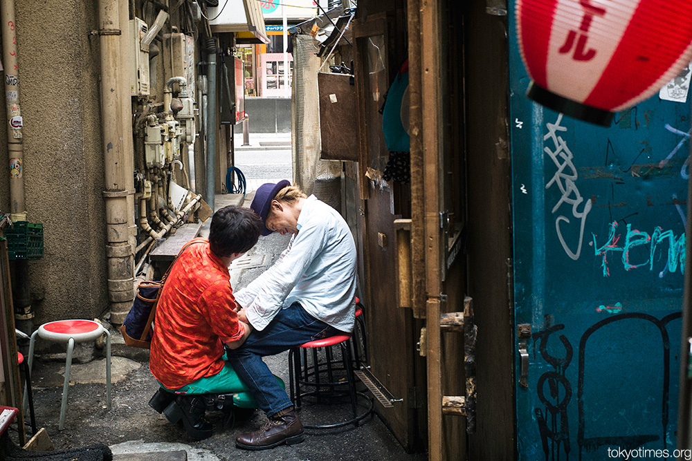 Tokyo drunks
