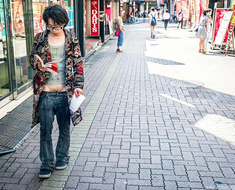 Tokyo fashion exposure