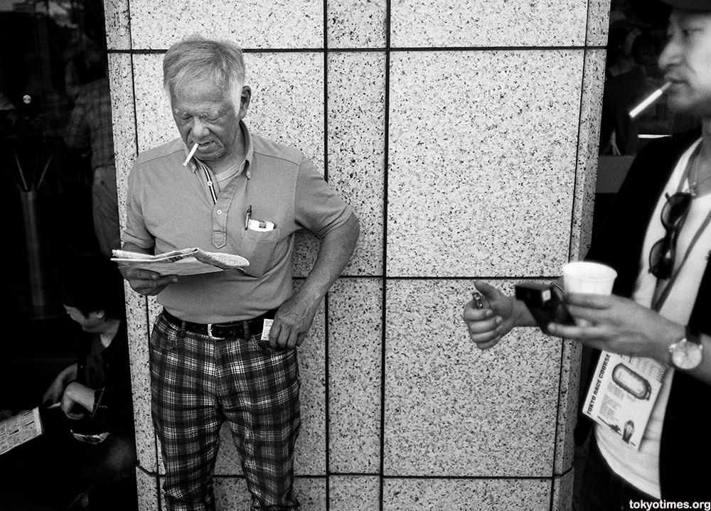 Japanese gamblers