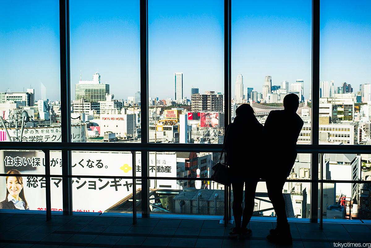 Tokyo new horizons