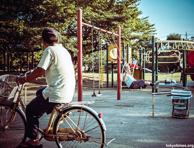 Japanese playground