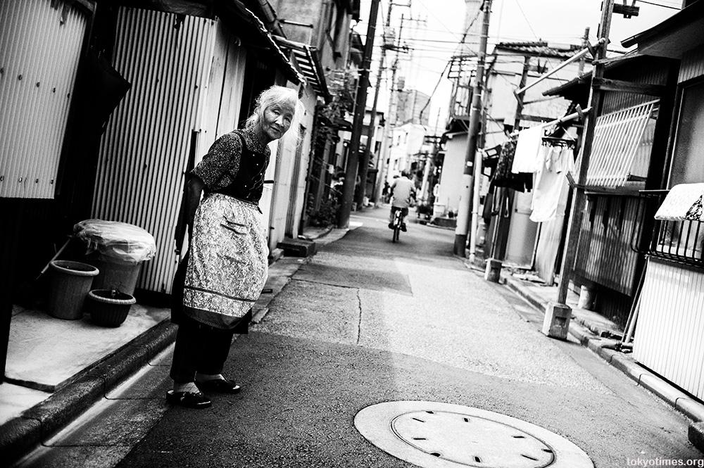 old Tokyo shitamachi