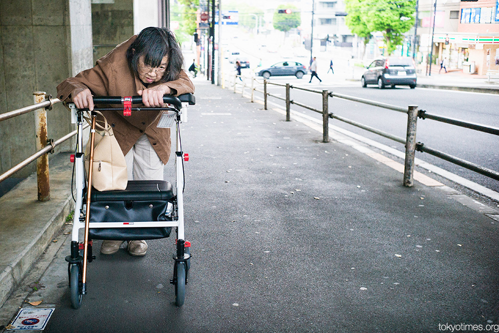 Tokyo struggle