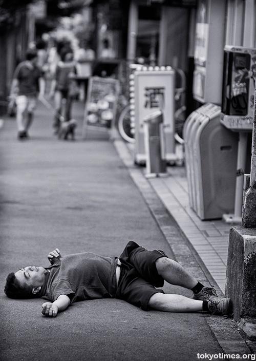Tokyo drunk