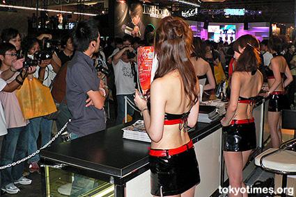 Tokyo Game Show girlies