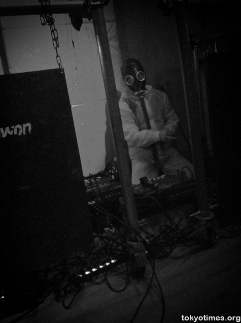 Tokyo underground music scene
