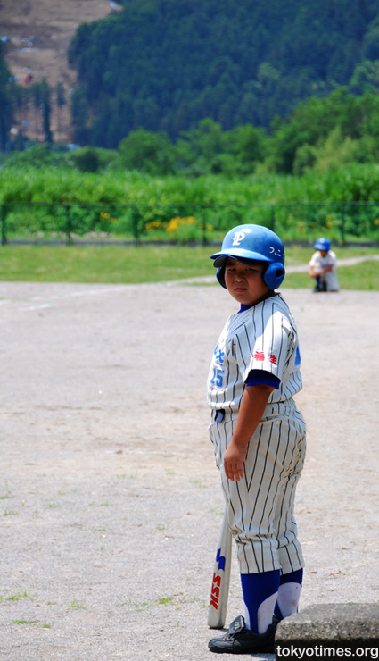 chubby Japanese kid