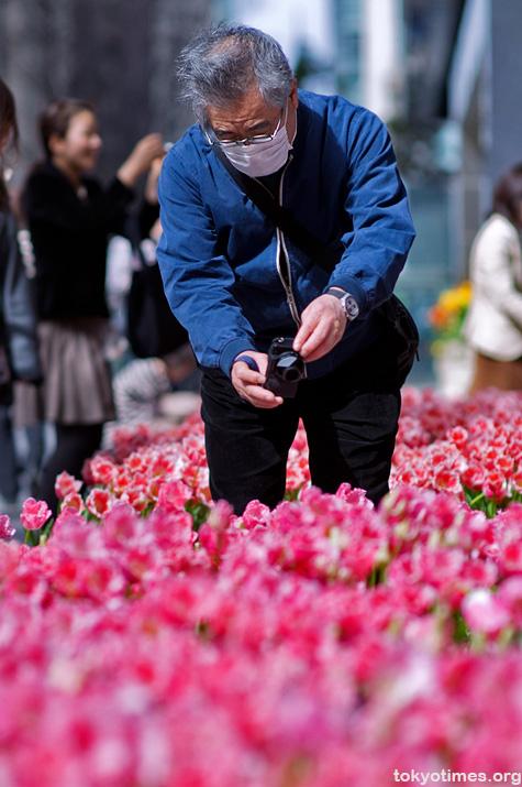 Marunouchi tulip fair 2010