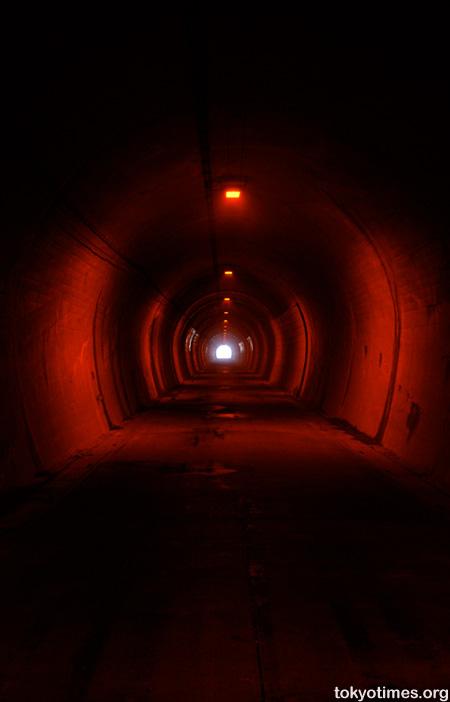 Japanese tunnel