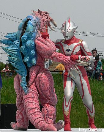 Ultraman in Japan