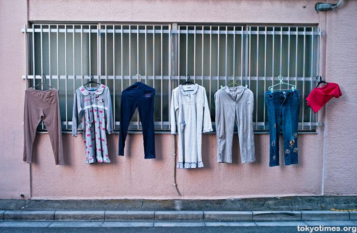 Japanese laundry