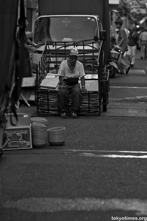 Japanese working poor