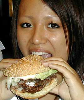 whale burger
