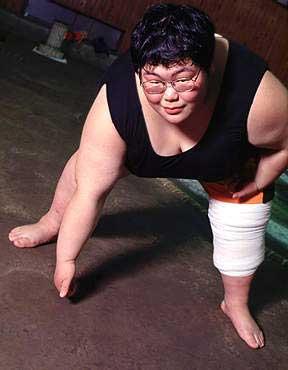 womens sumo
