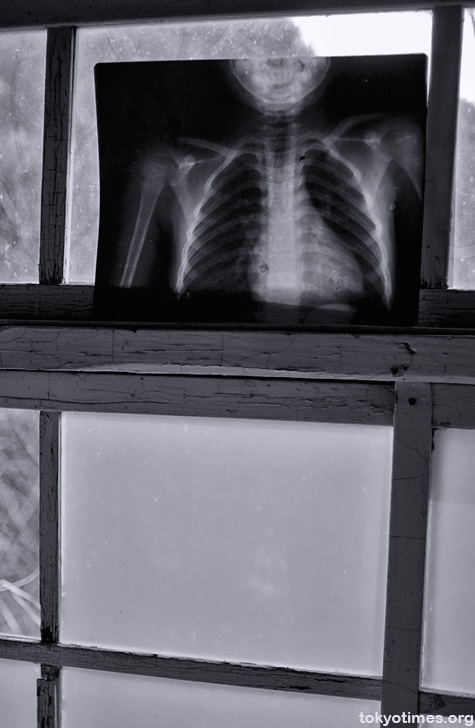 haikyo X-ray