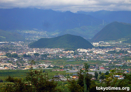 Yamanashi Japan