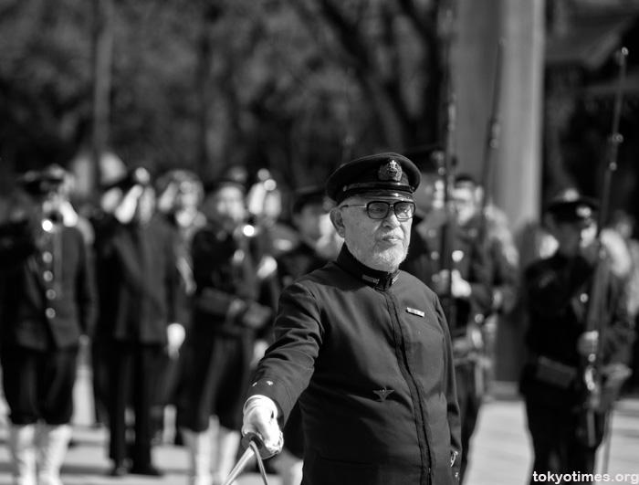 Yasukuni Shrine veterans