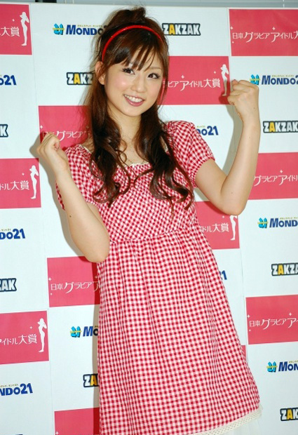 Japanese gravure idol