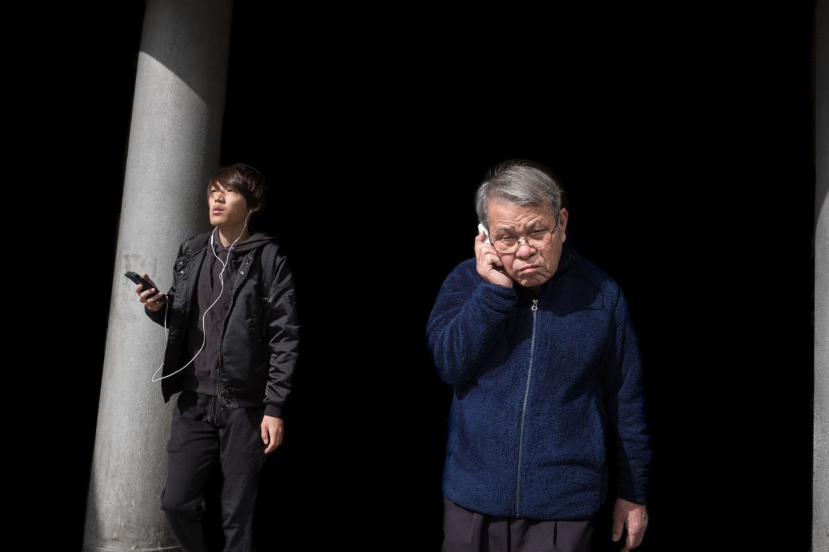 japanese mobile phone generations