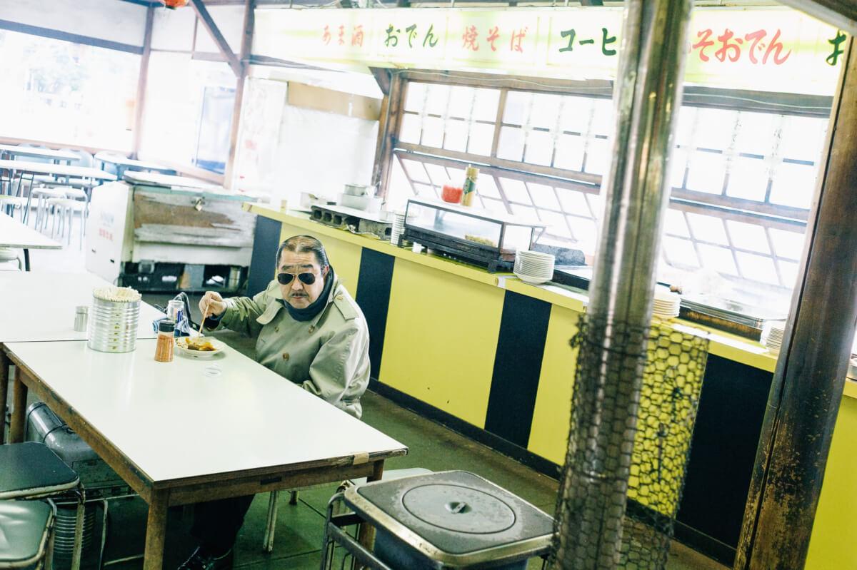 Tokyo old school aviator looks