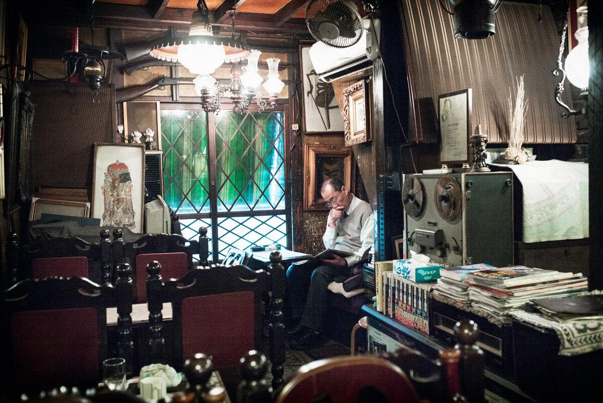 old Tokyo coffee shop