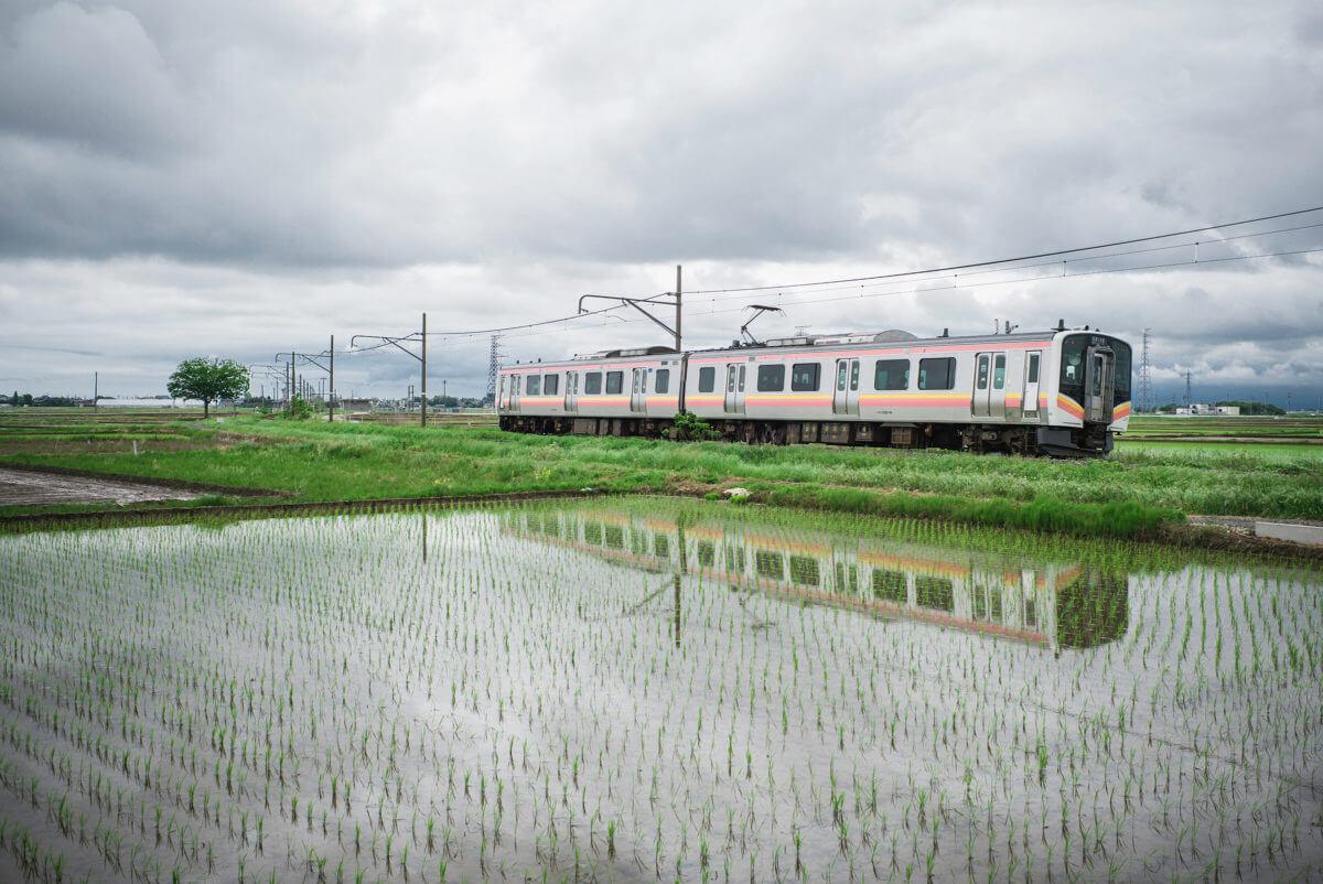 relaxing rural Japan