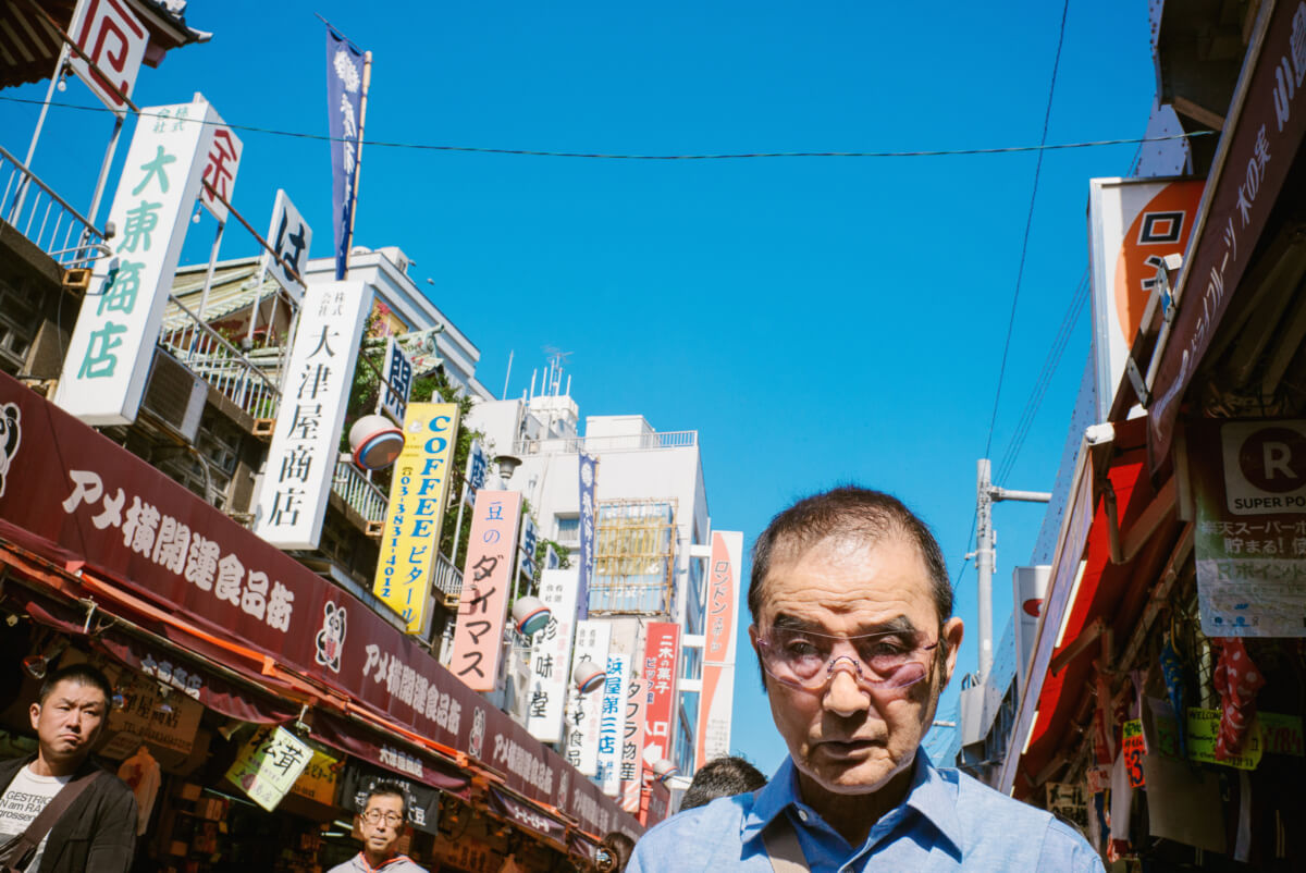 tokyo through rose-tinted glasses