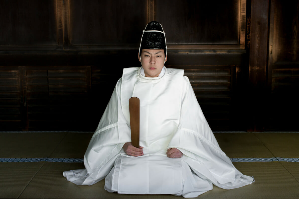 tokyo shinto priest