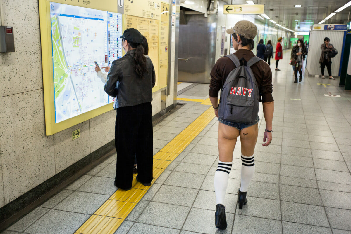 Tokyo short shorts