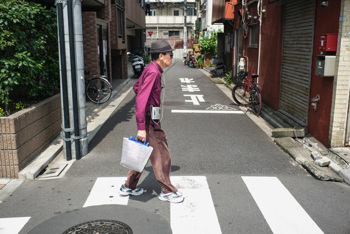sounds of a tokyo summer
