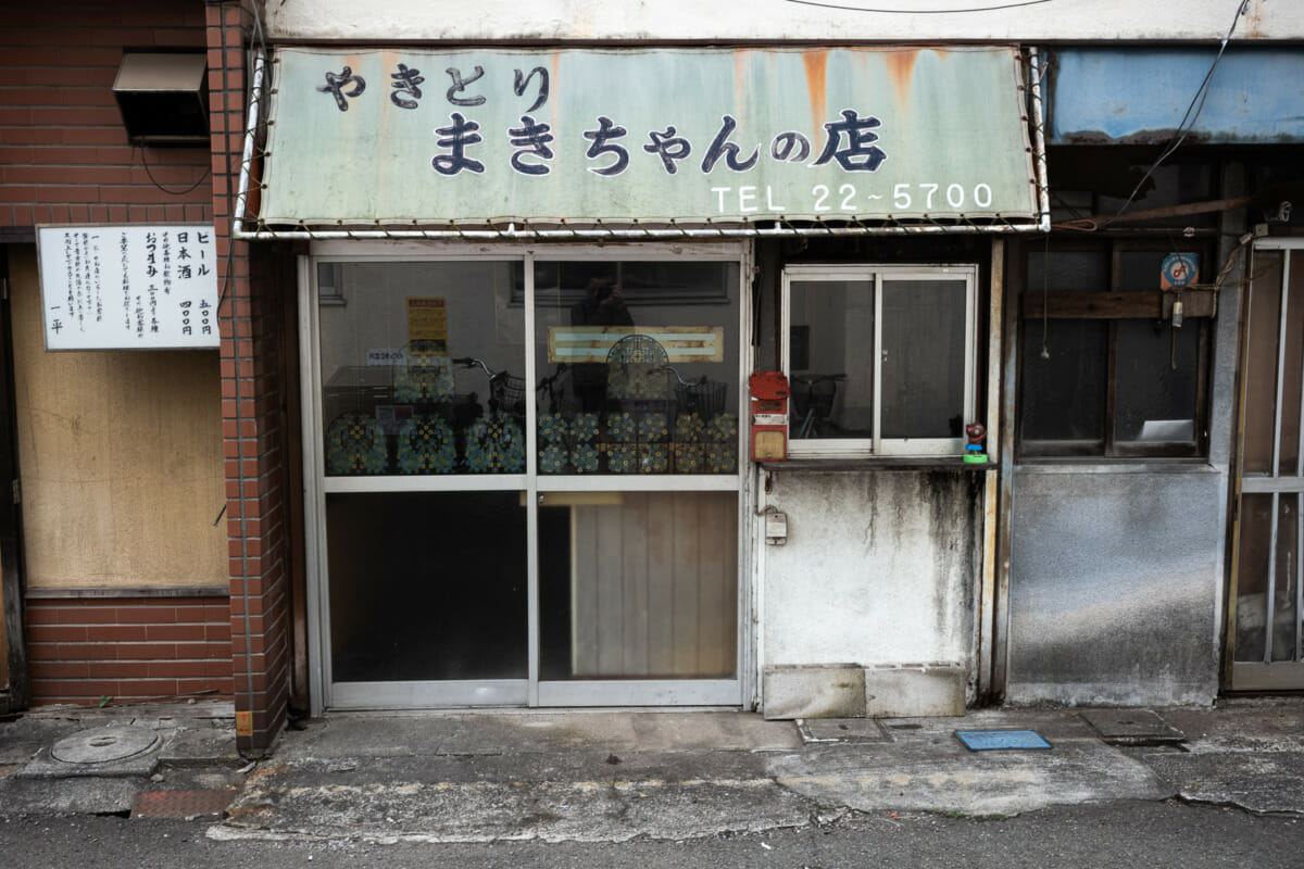 the life and death of a small tokyo bar
