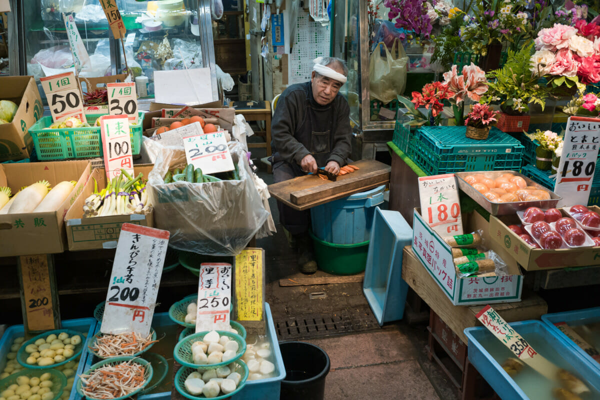 The end of a traditional old Tokyo pickle shop