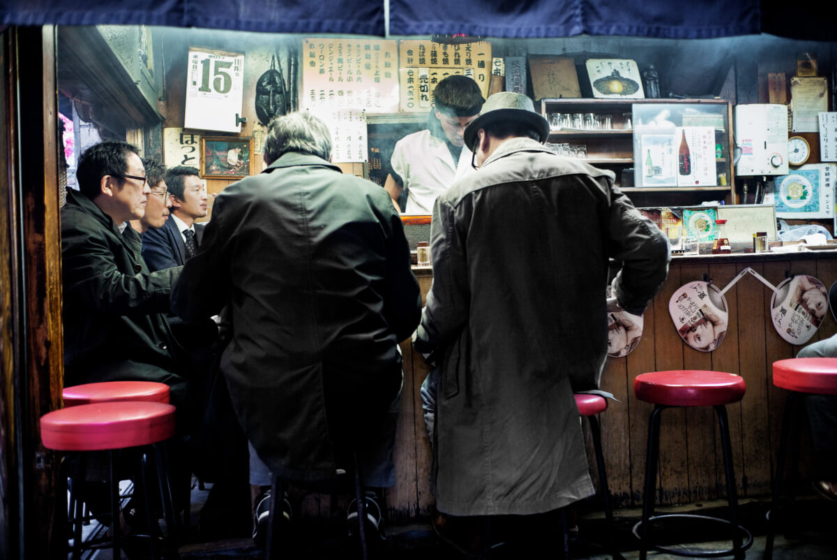 timeless tokyo bar and drinkers