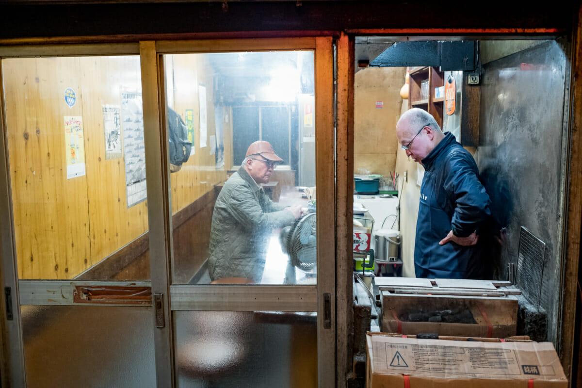 tokyo bar owner blues