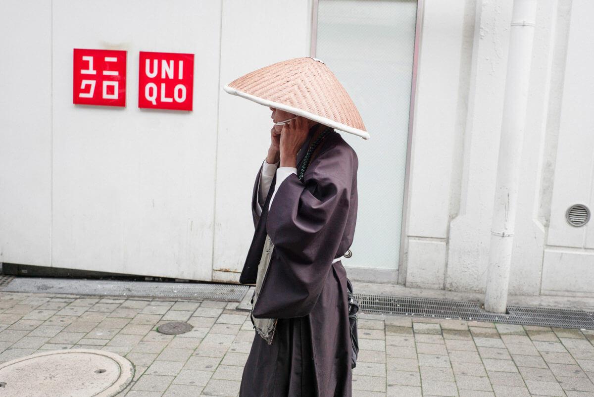 Tokyo fast fashion