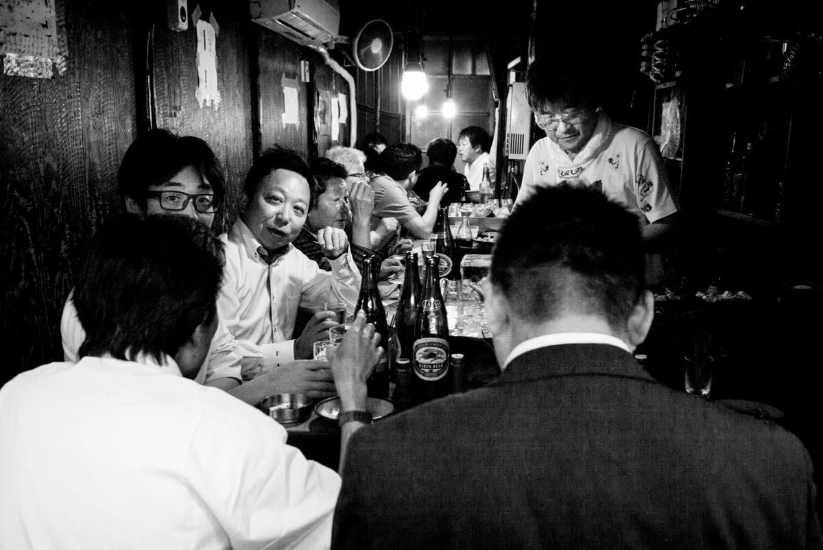 little Tokyo bar looks