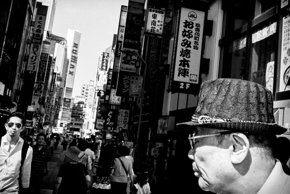 tokyo monochrome looks