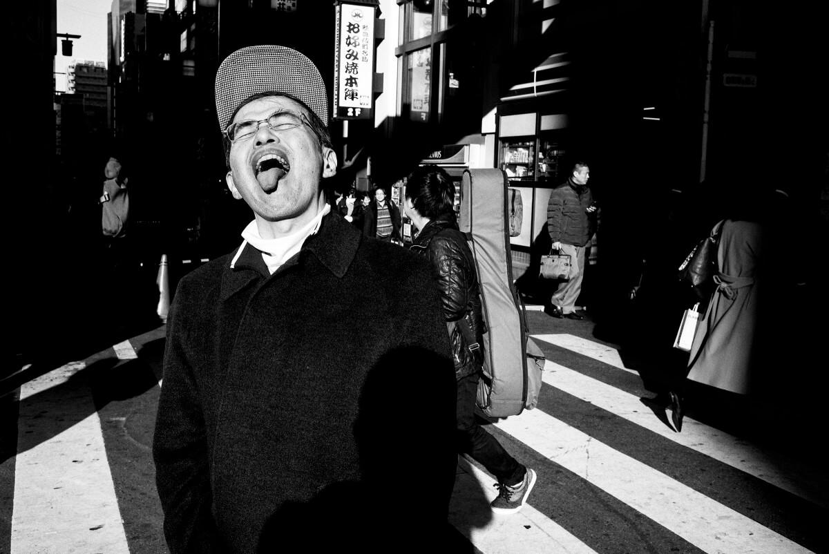 Tokyo screams