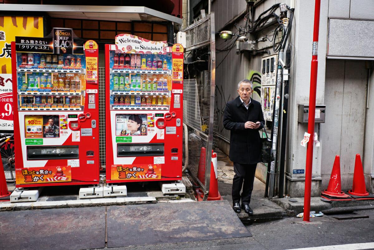 Shinjuku reds